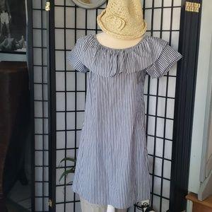 Potter spot dress